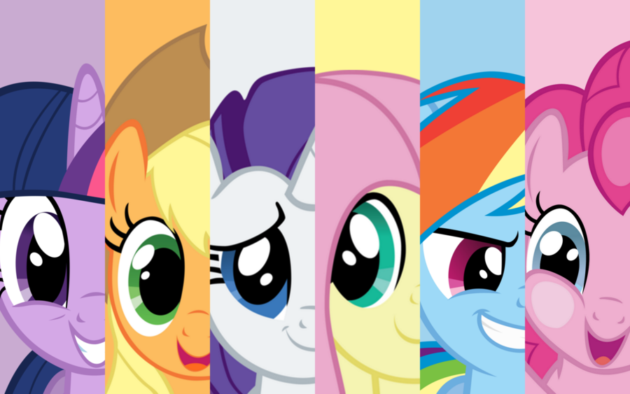 How Old are the Mane 6?