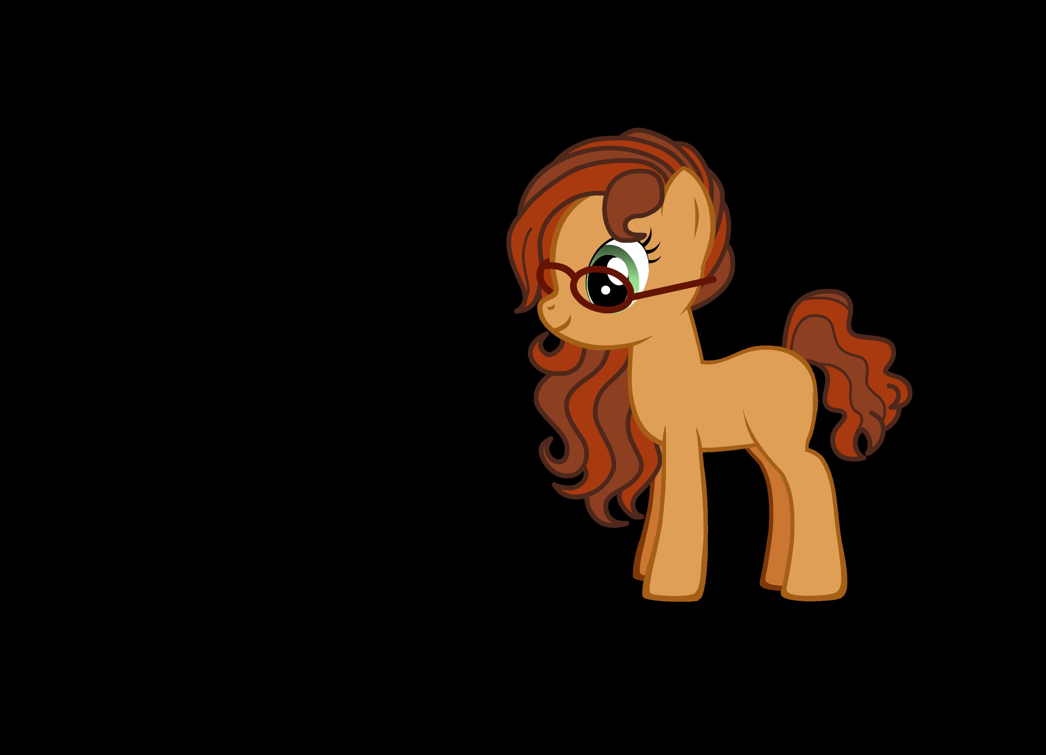 Пони креатор с длинной волнистой причёской