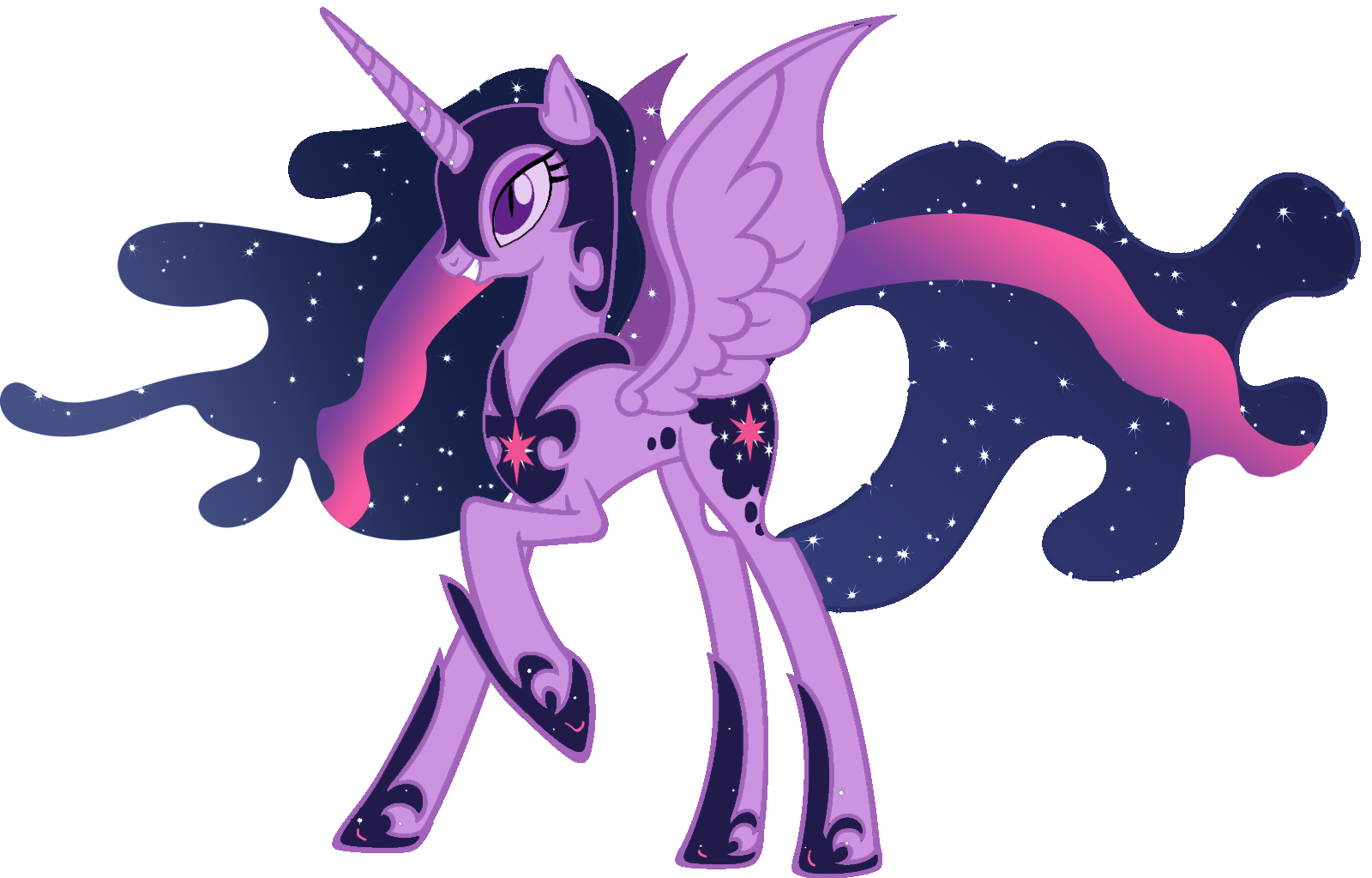 My little pony coloring pages princess twilight sparkle alicorn - Coloring Pages For Mark 6 15