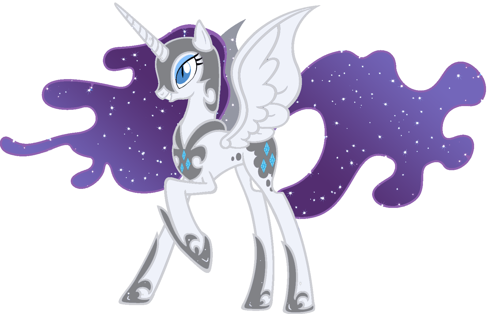 Nightmare moon coloring page - Post 124 0 07625800 1331881113_thumb Png