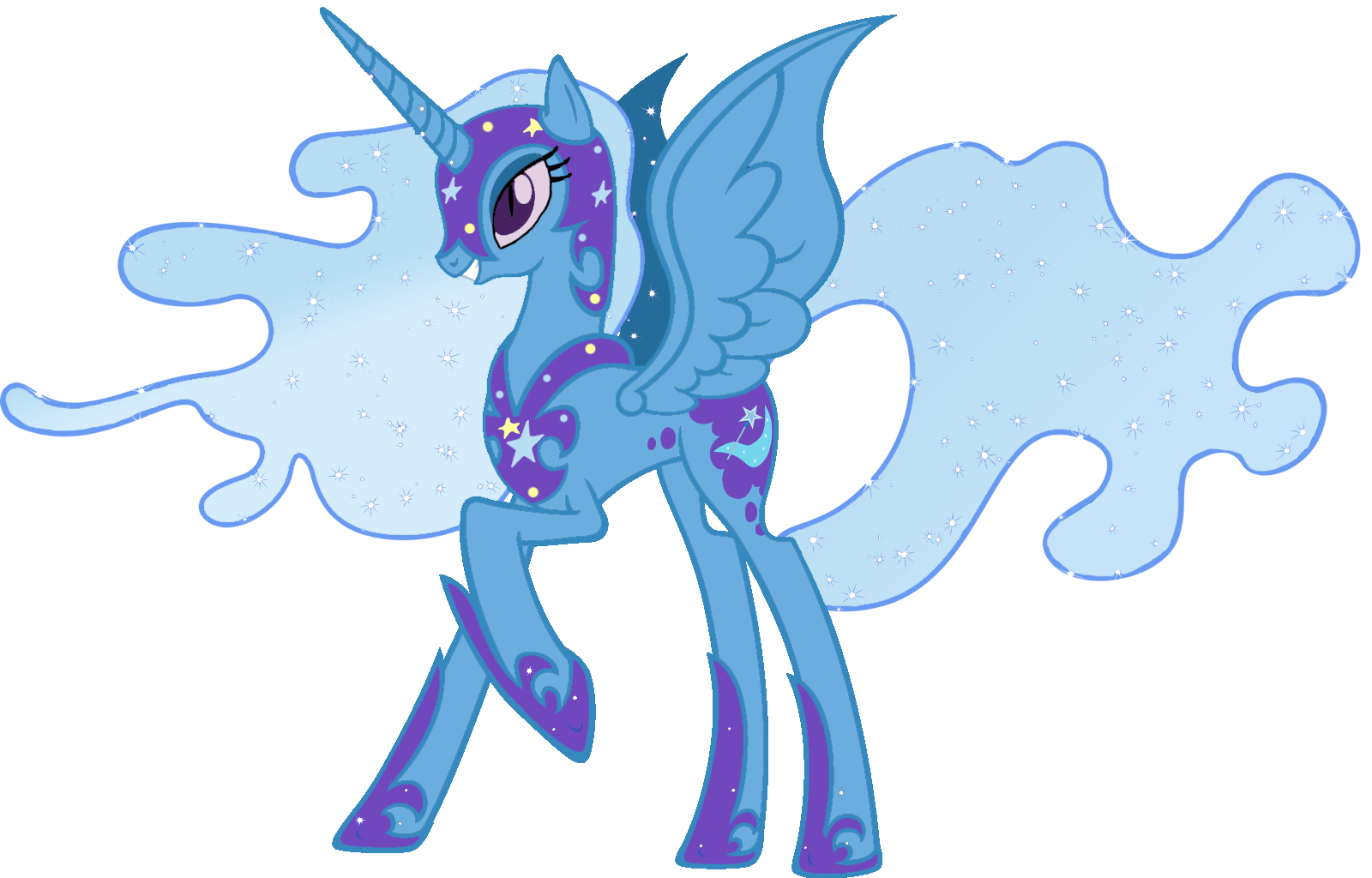 Mane 6 Others If Nightmare Moond