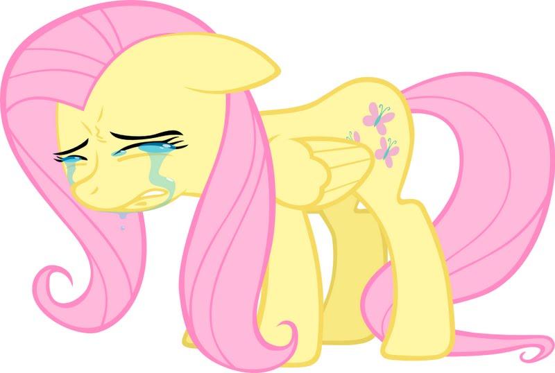 depressed fluttershy - photo #39