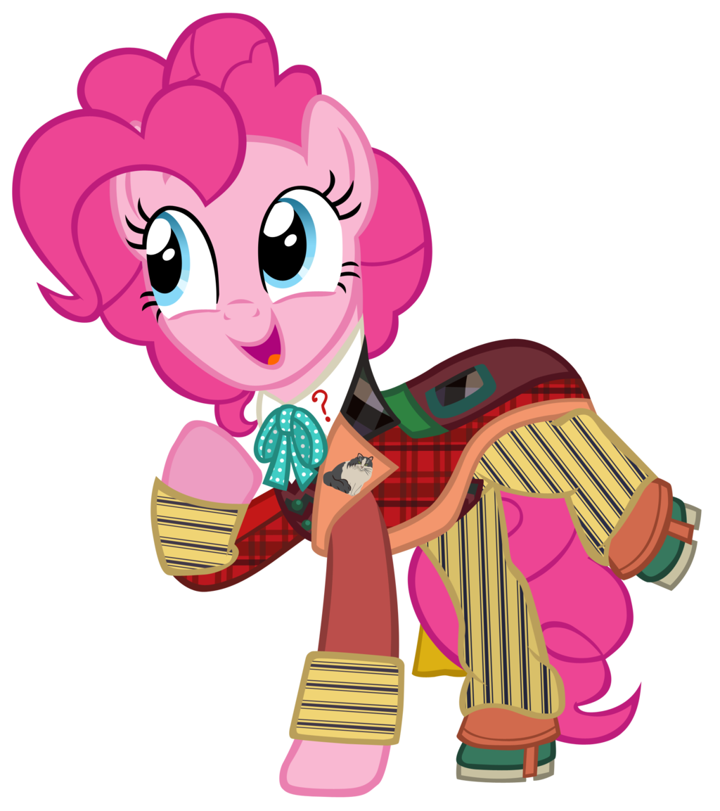 pinkie pie as the 6th doctor by silvermapwolf-d7bm7a0 pngUnikitty Pinkie Pie