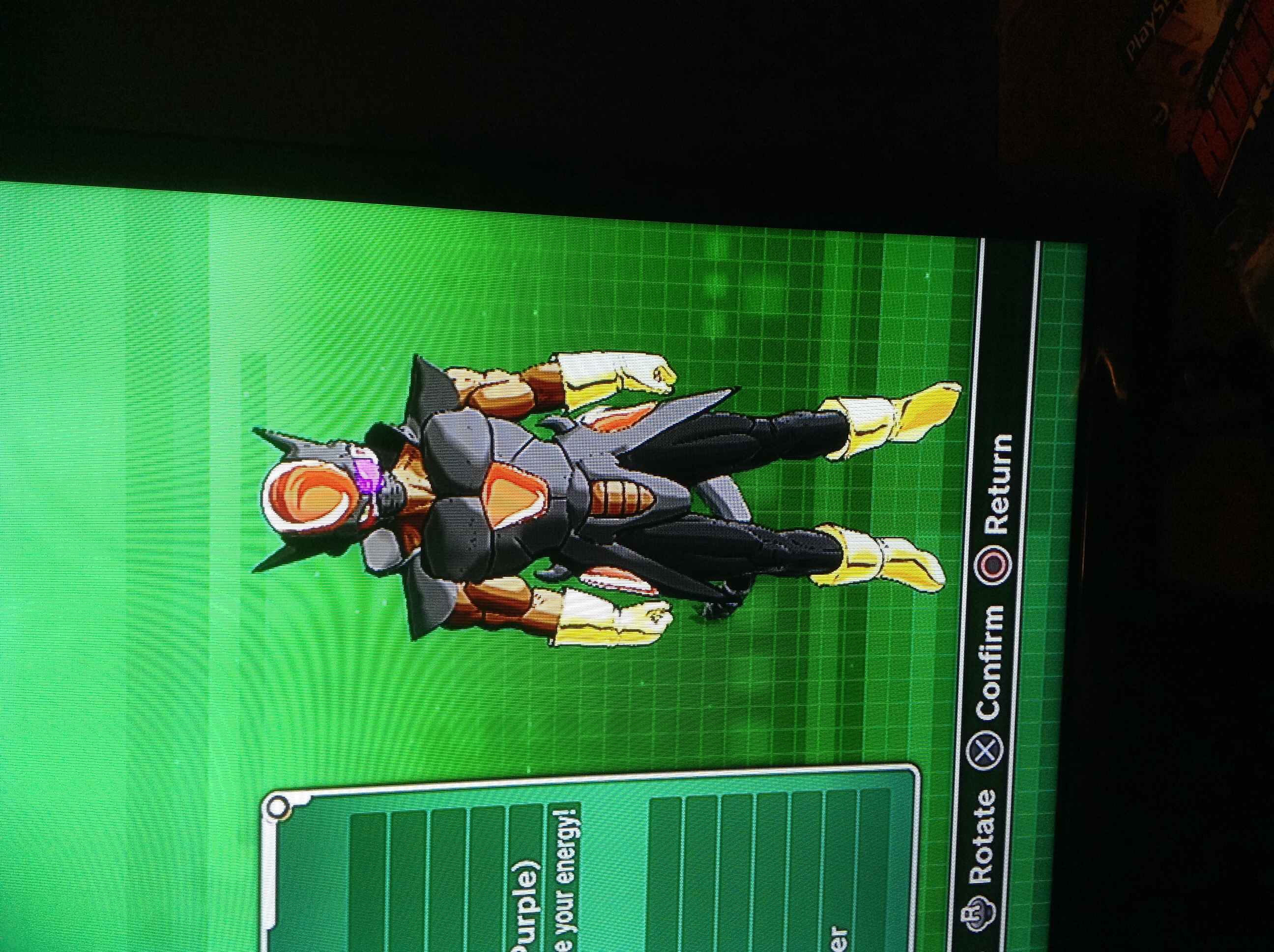 how to change your race in dragon ball xenoverse 2