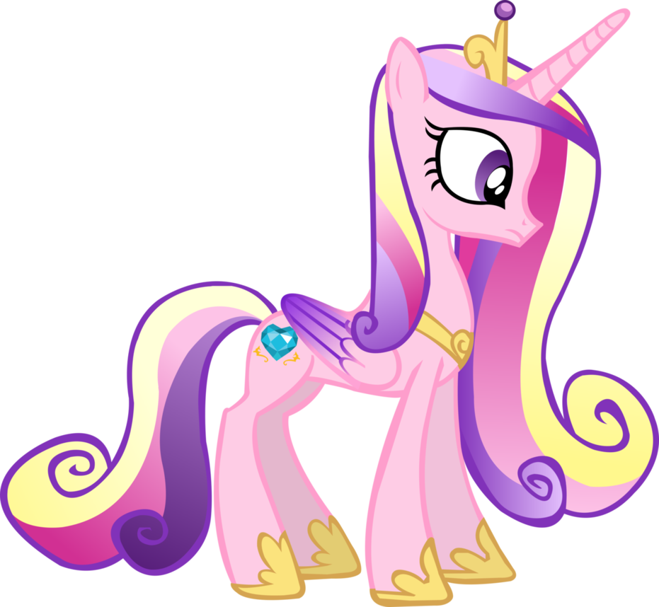 princess cadence the angered soul the detective librarian