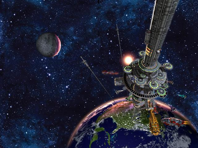 will the space elevator ever be Will space elevators ever be more than science fiction our space columnist meets the man who hopes to do away with dangerous and expensive rockets forever.