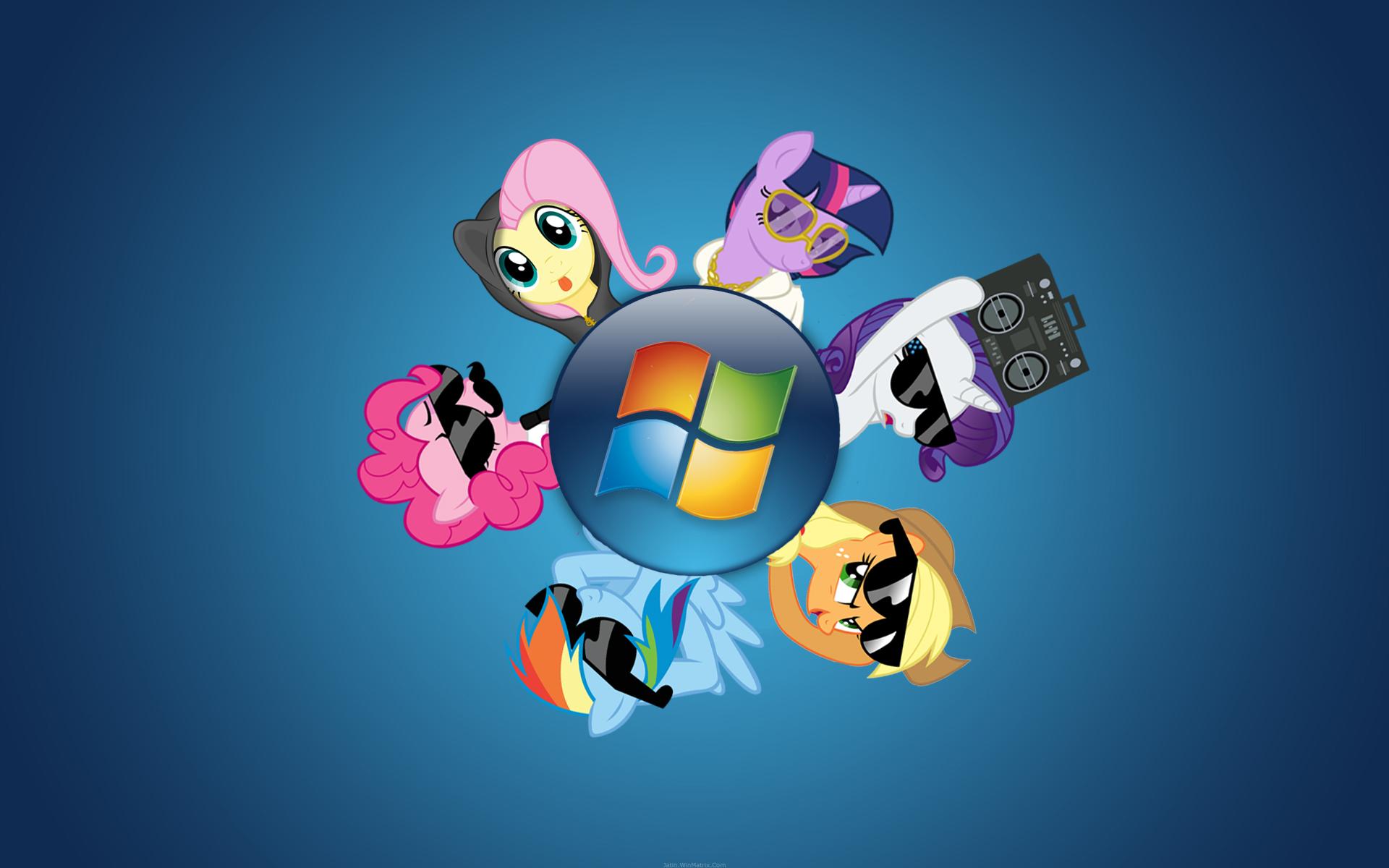 Image Gallery mlp windows 7