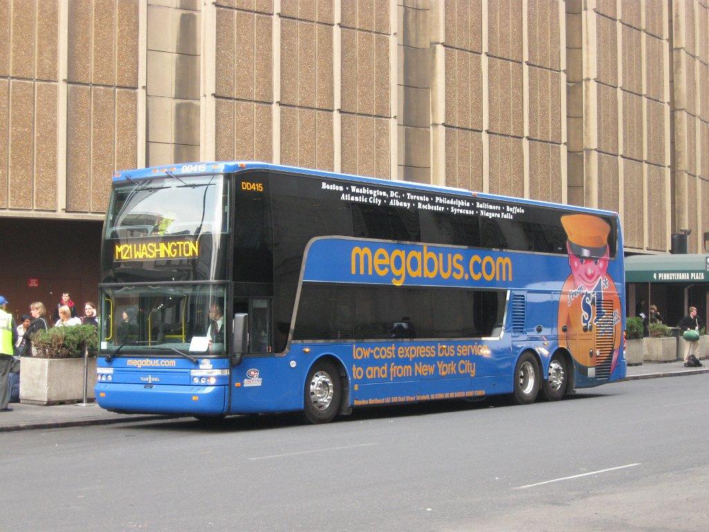 Philadelphia To New York City Megabus