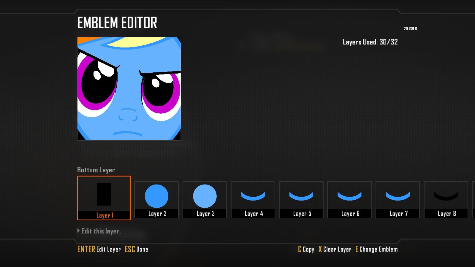 my black ops 2 emblem