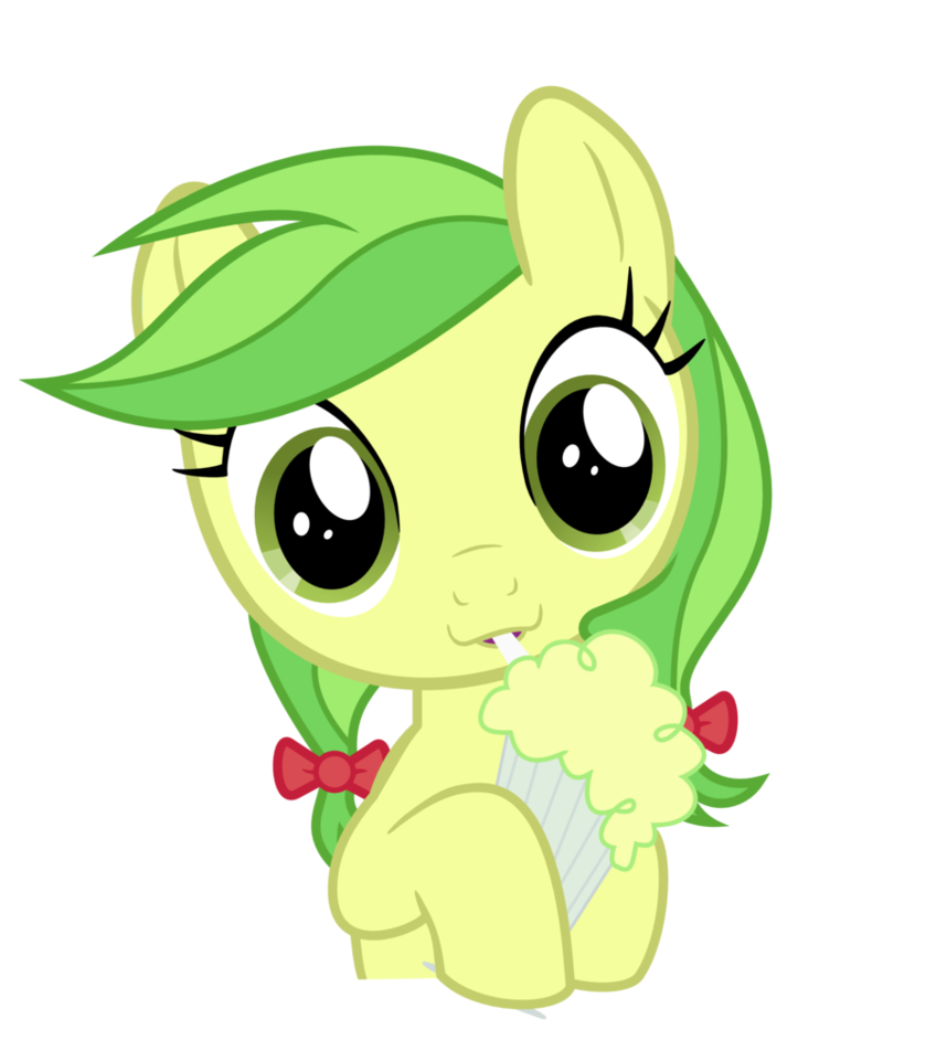 My little pony apple fritter - photo#32