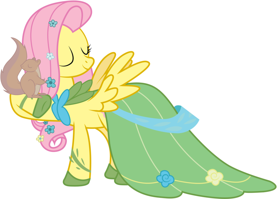 fluttershy_hugging_a_squirrel_by_joeyh3-