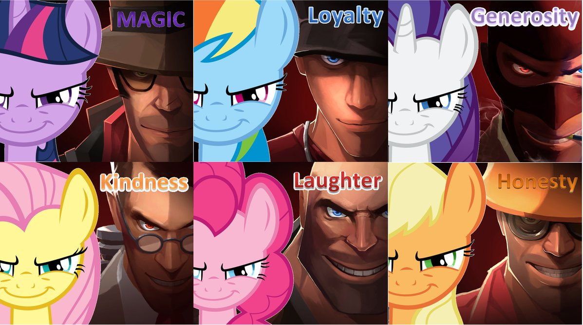 my_little_fortress___meet_the_mane_6_by_