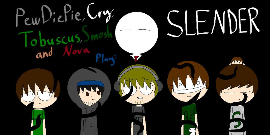 pewdiepie__cry__smosh__tobuscus_and_nova