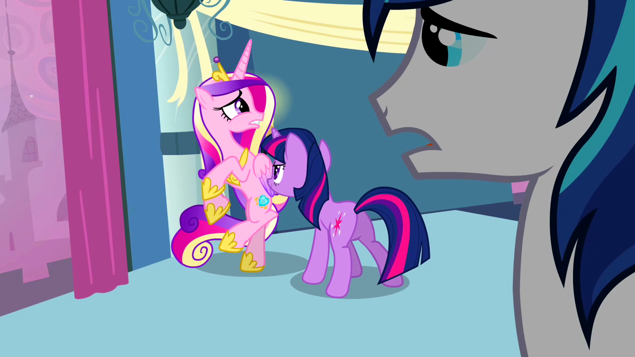 How Old Is Princess Cadance Fim Show Discussion Mlp
