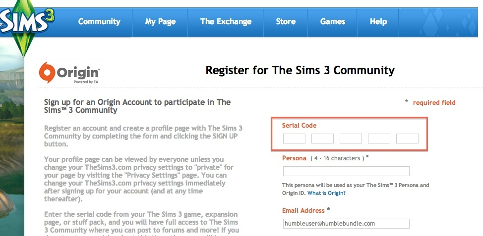 The Sims Pet Stories serial key or number -