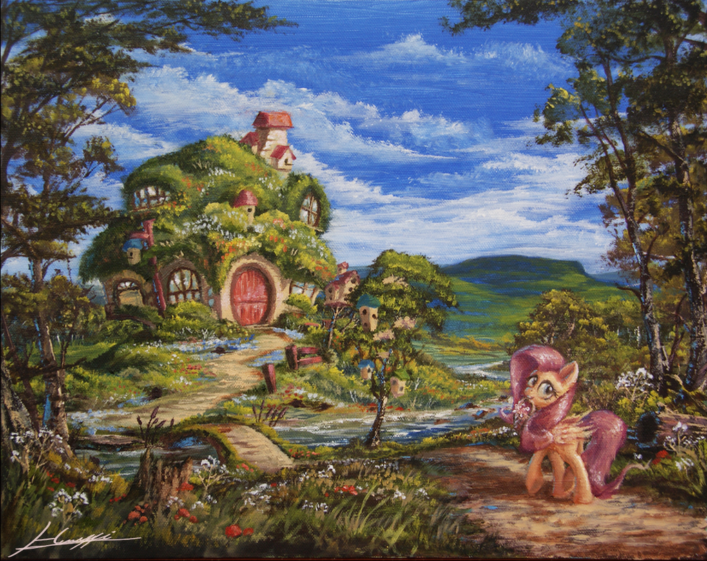 mlp___home_sweet_home_by_huussii-d689hh5