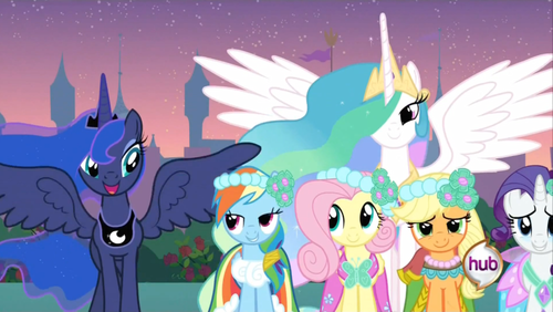 Princess-Luna-at-Royal-Wedding-my-little