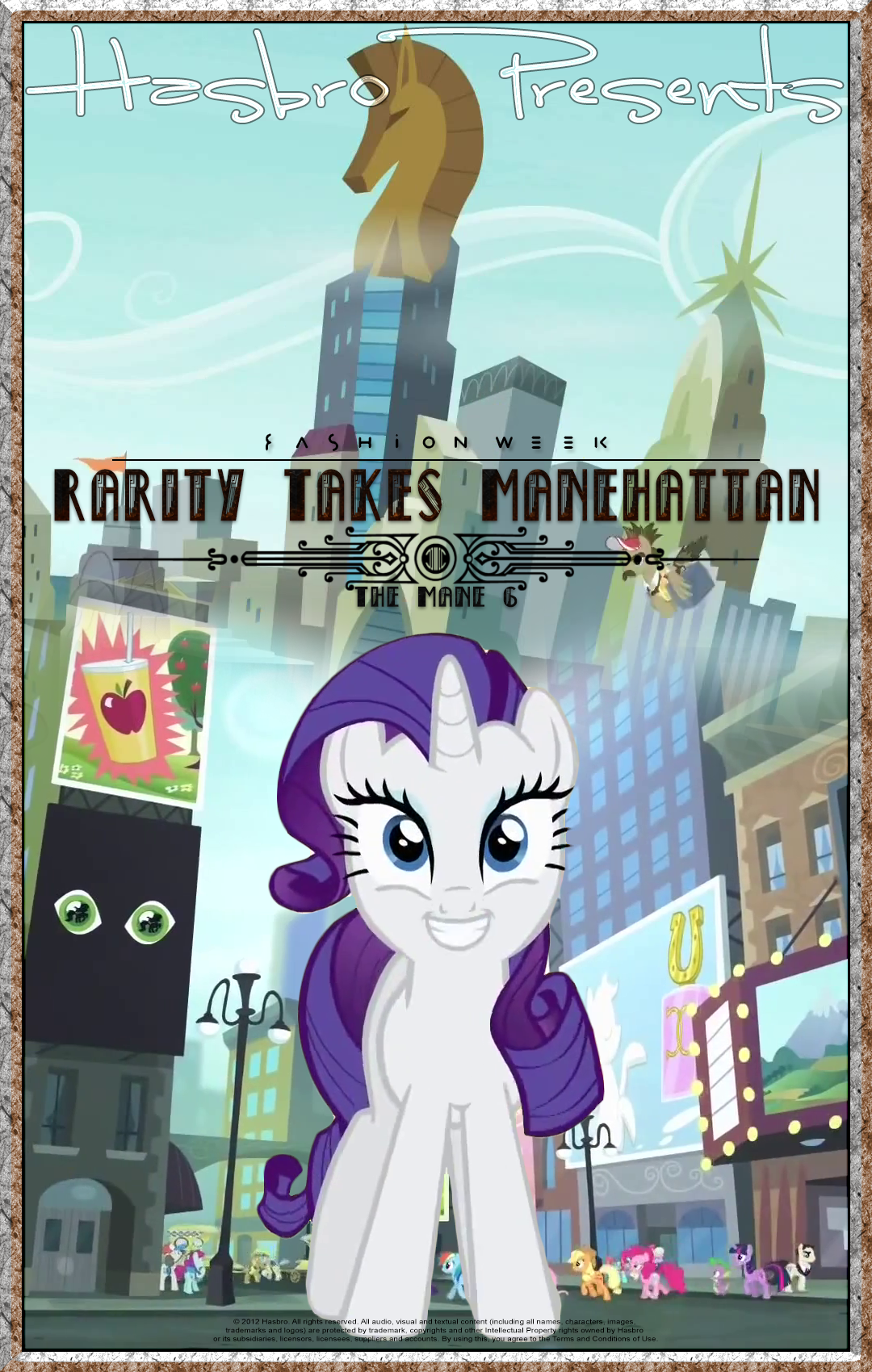 mlp___rarity_takes_manehattan___movie_po