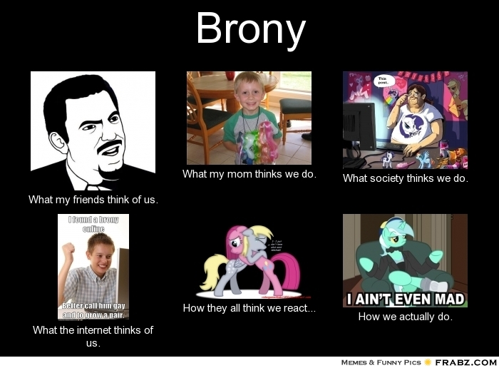 Who are some famous anti-bronies? | Yahoo Answers