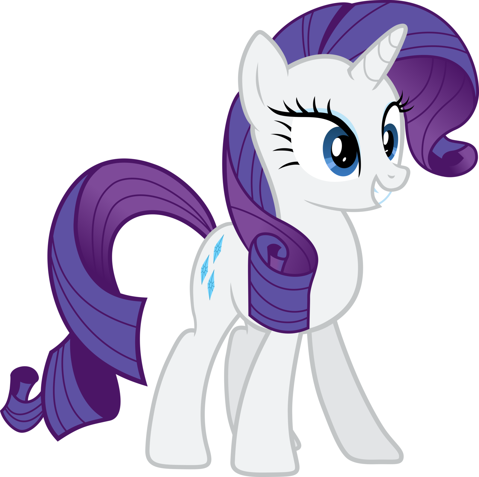 rarity___wonderful_news_by_iphstich-d5uq