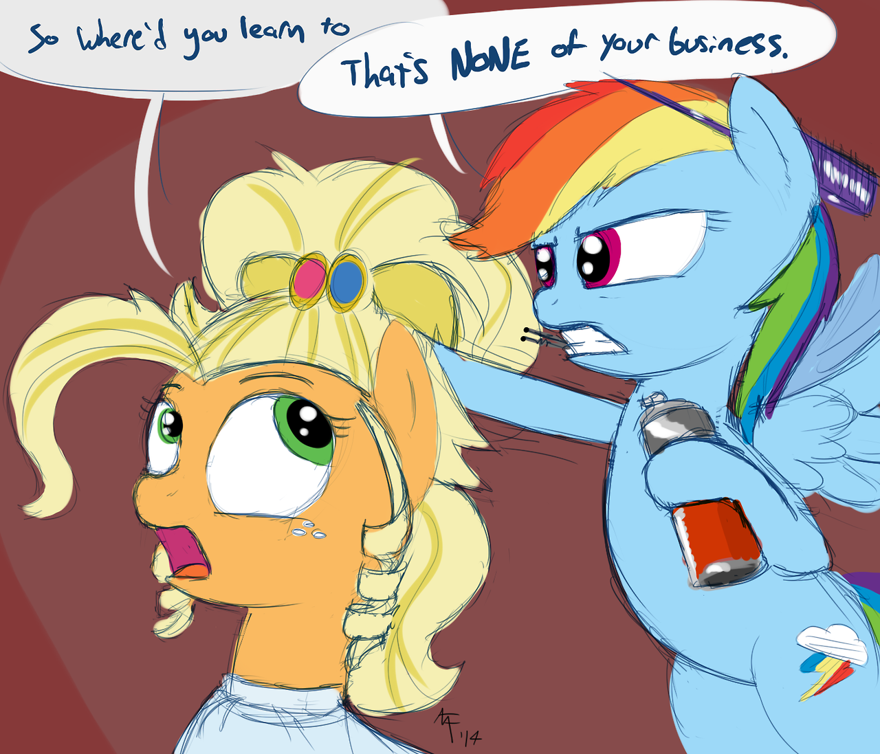 547409__safe_rainbow+dash_applejack_upvo