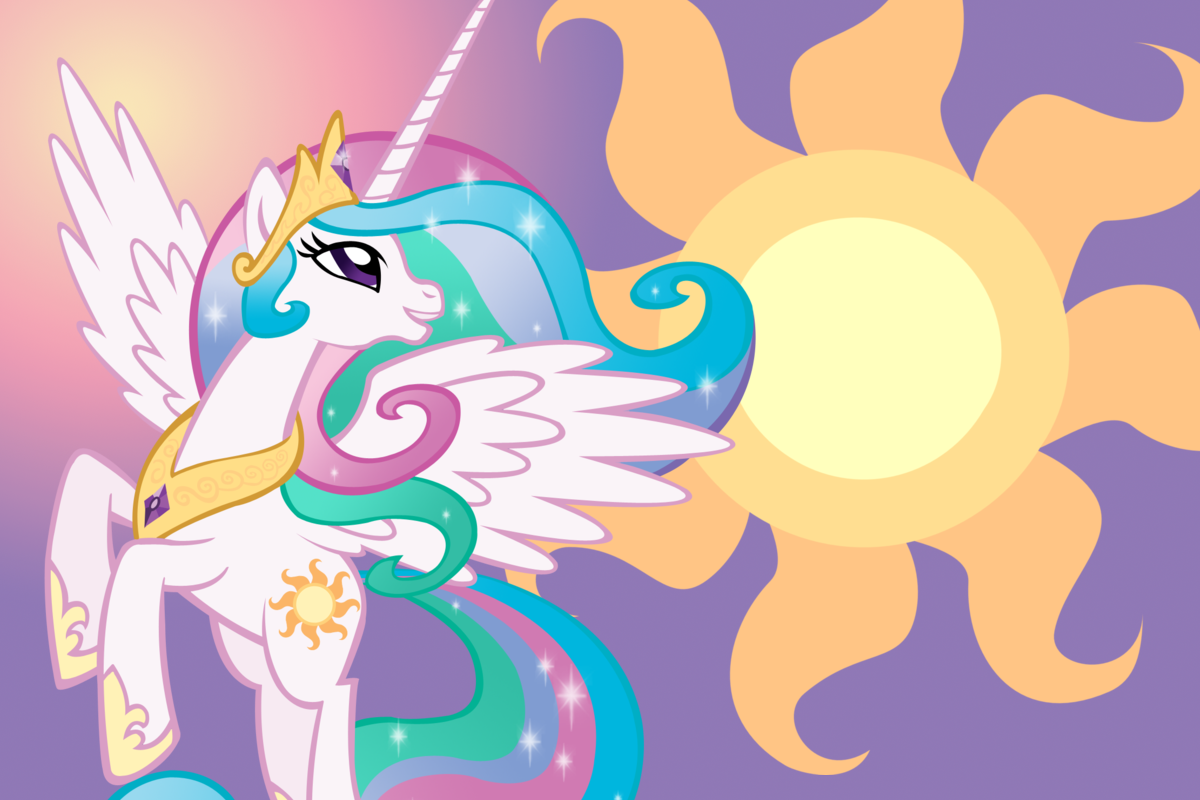 princess_celestia_wallpaper_by_luuandher