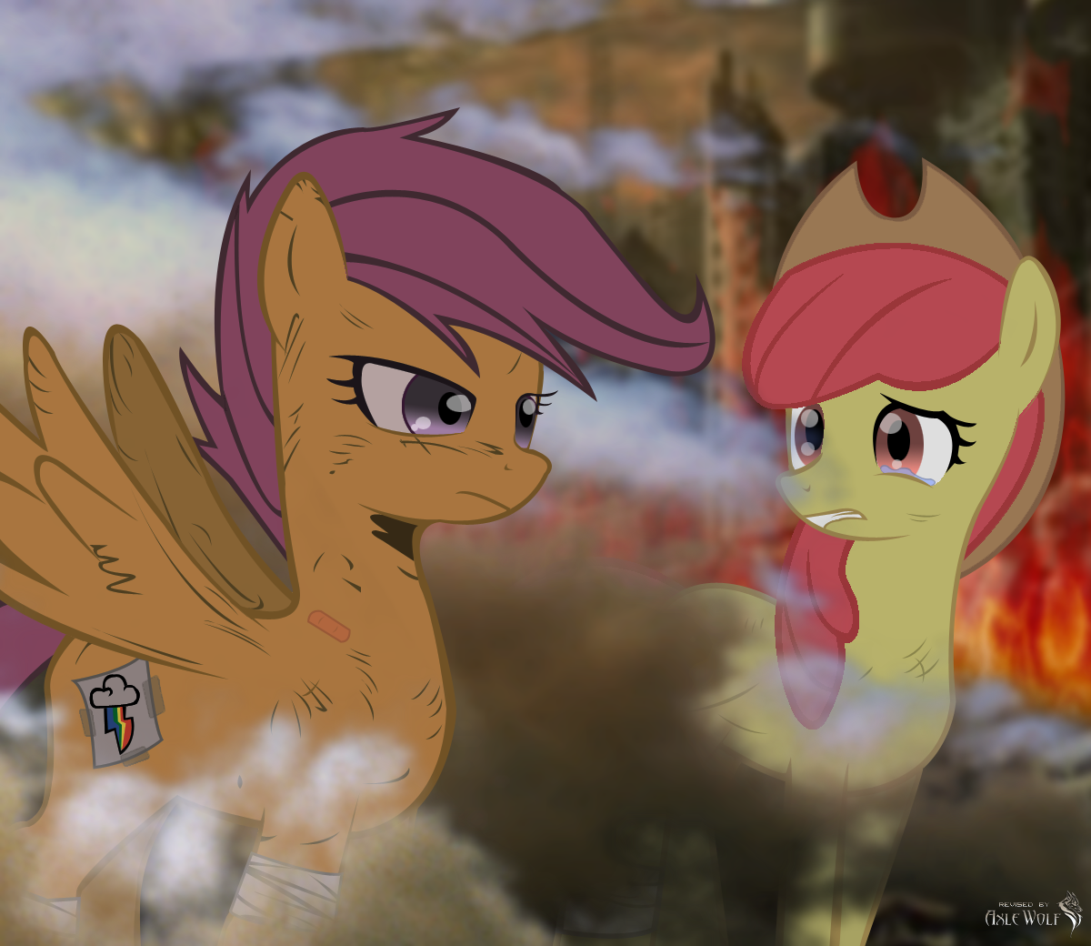 we_have_to_save_sweetie_belle_by_axlewol