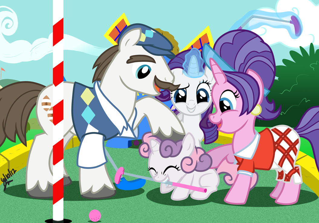 Rarity Pony R34 Sweetie Belle And Rari...
