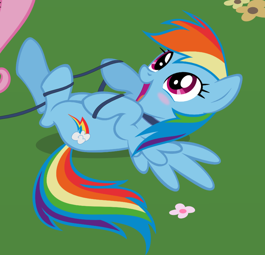 666860__safe_solo_rainbow+dash_fluttersh