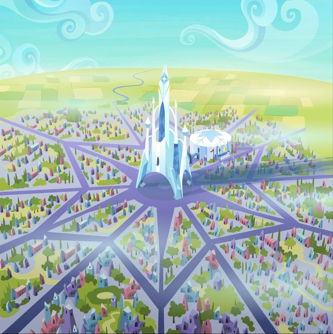 Image result for the crystal empire