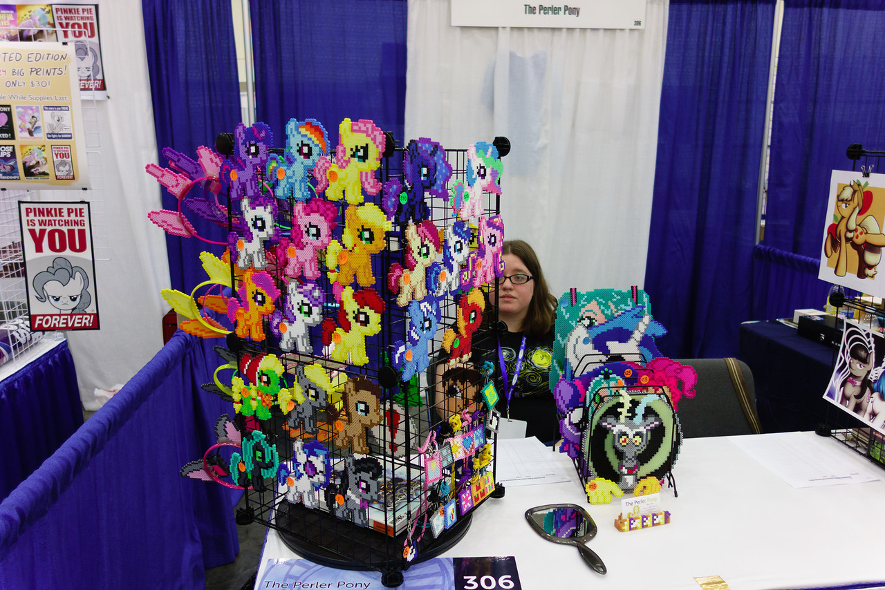 The Perler Pony Info And More Vendorsartists Mlp Forums