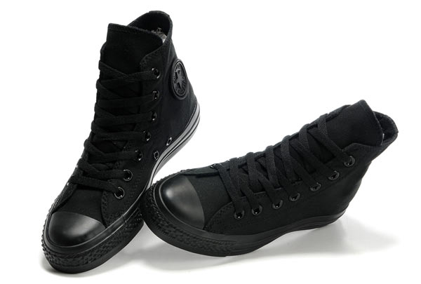 Black_Converse_All_Star_High_Tops_Monoch