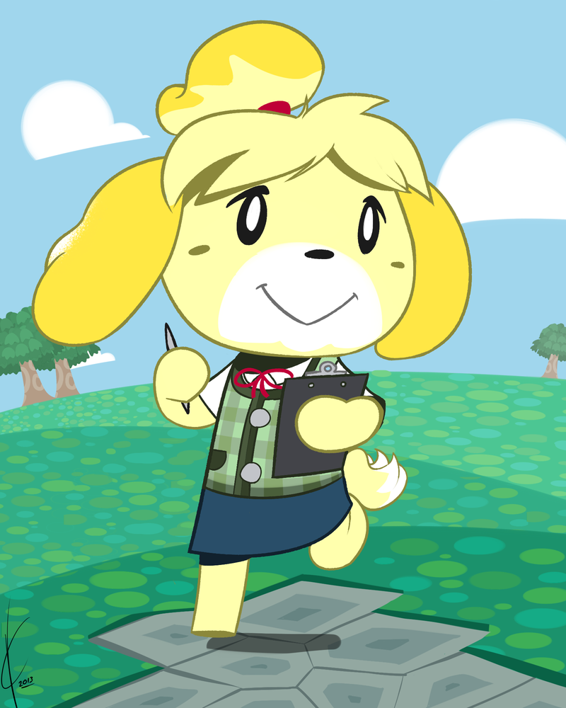 animal_crossing_new_leaf__isabelle_by_dr
