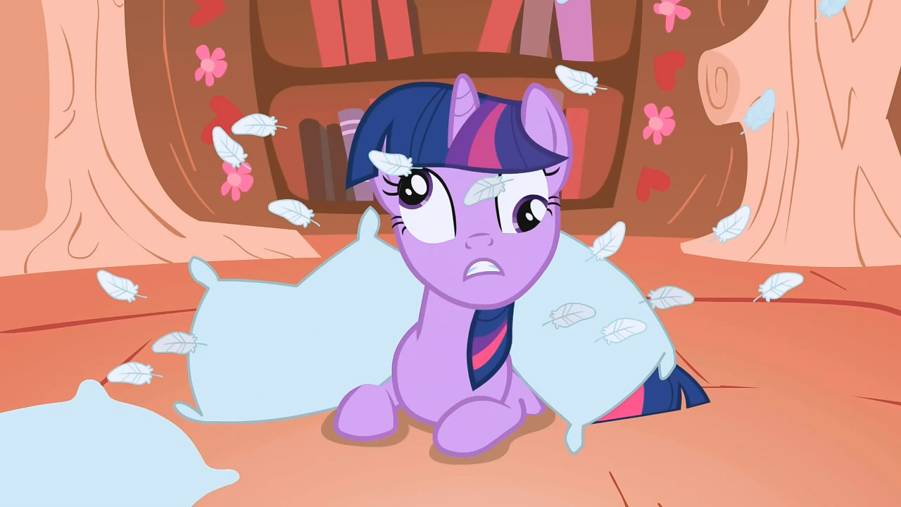 """Image result for pillow fight mlp"""""""