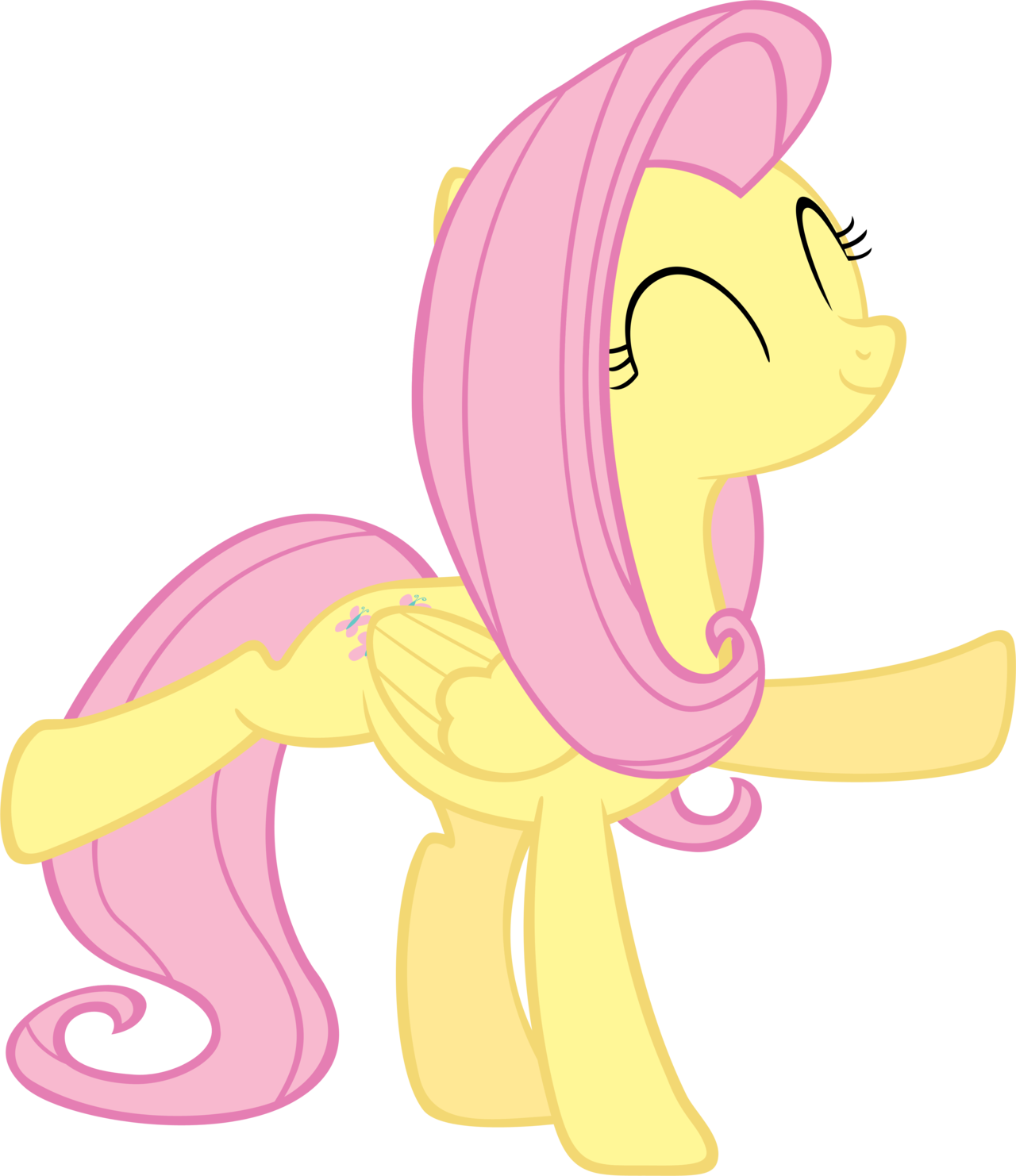 season of fluttershy s character development show discussion