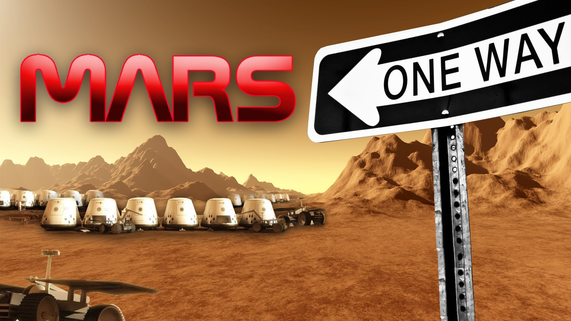 Mars One's Red Planet Colony Project (Gallery)