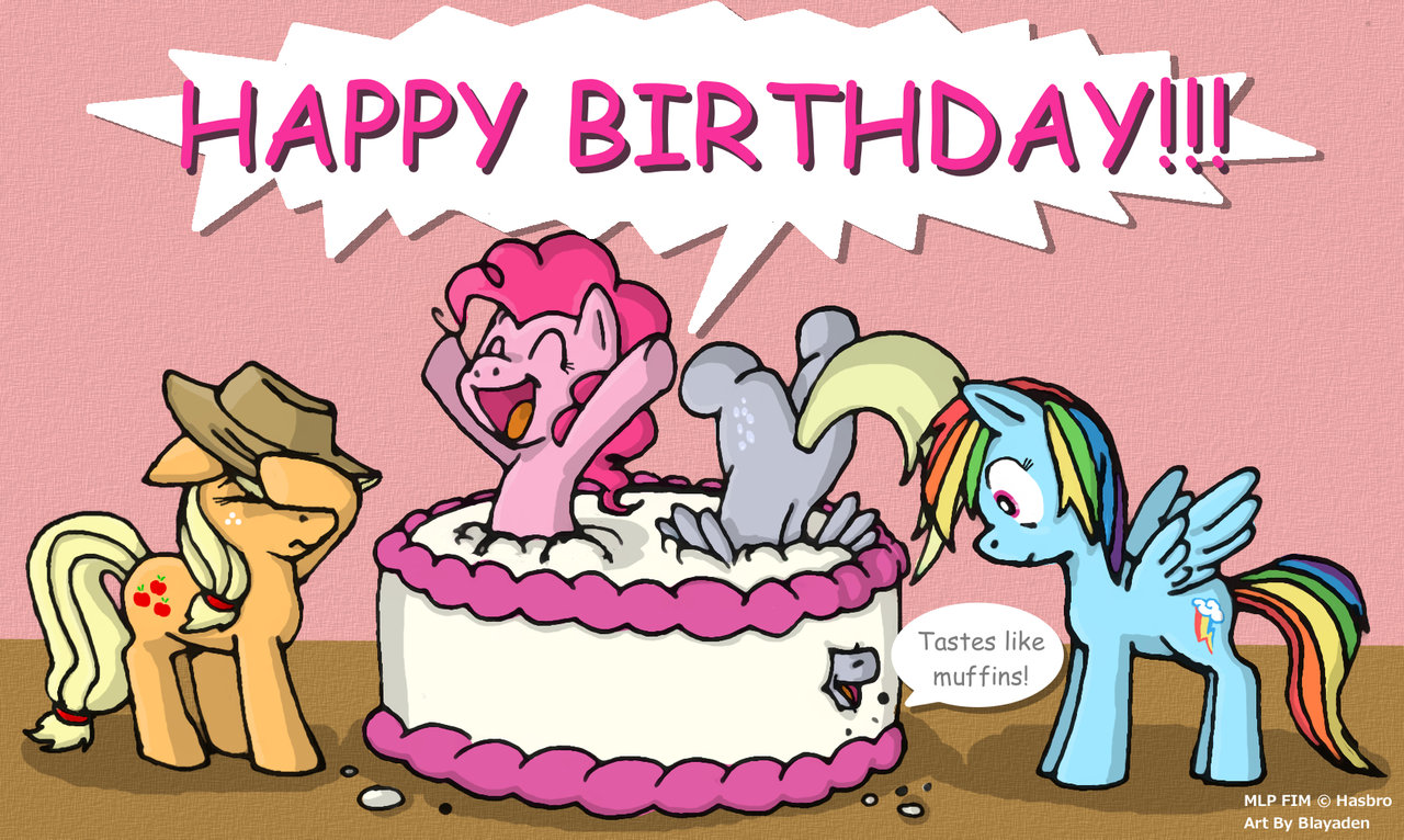 Image result for mlp birthday