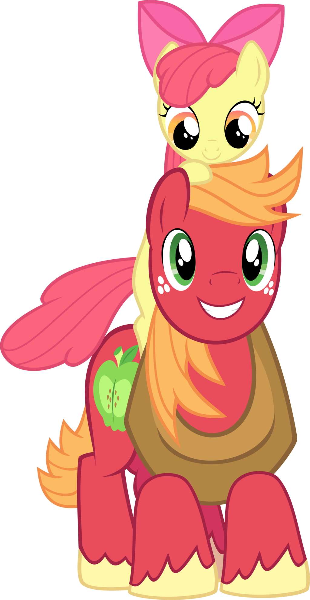 apple_bloom_on_big_mac_s_shoulders_vecto