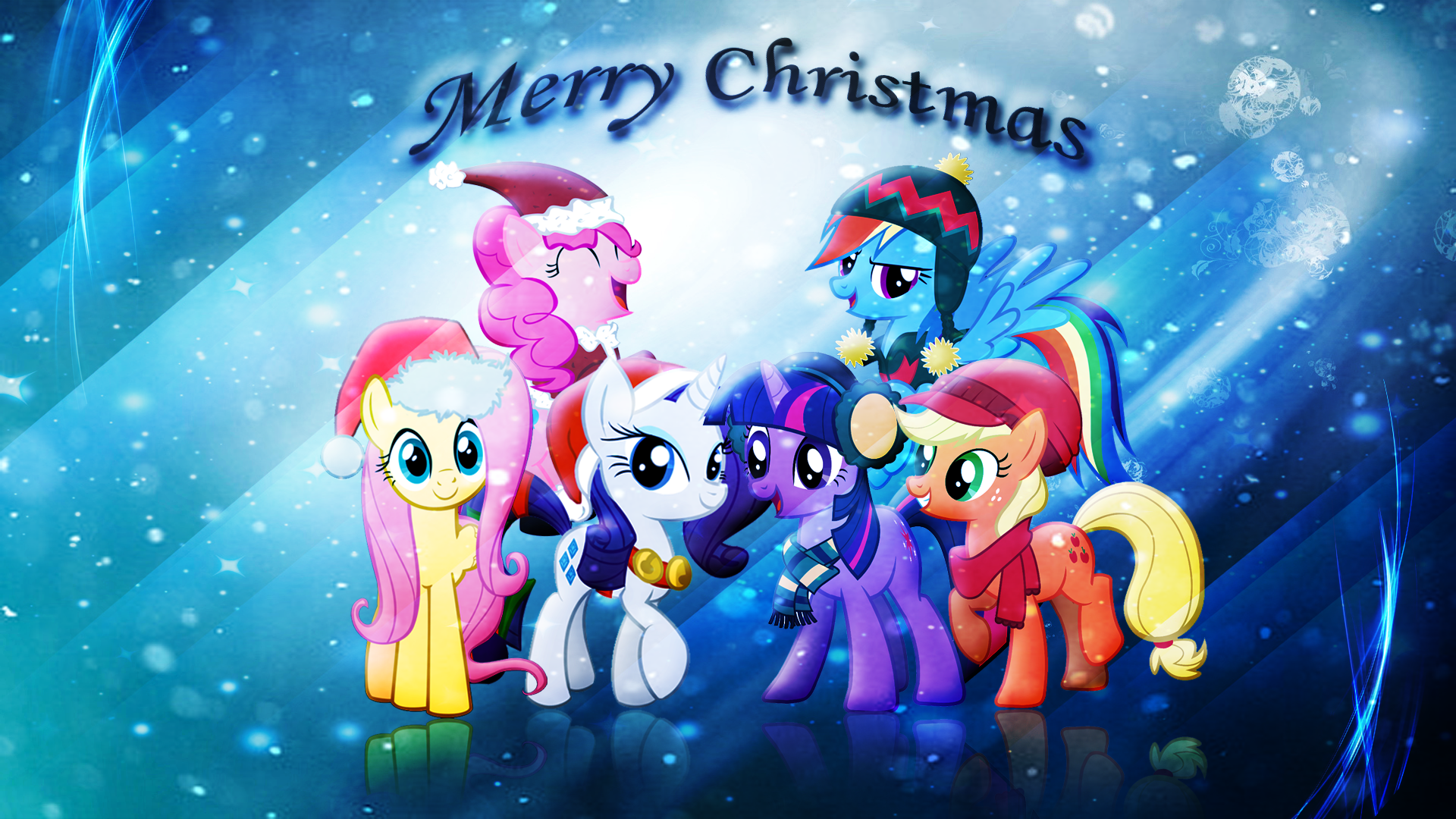 Mlp Christmas.Merry Christmas General Discussion Mlp Forums