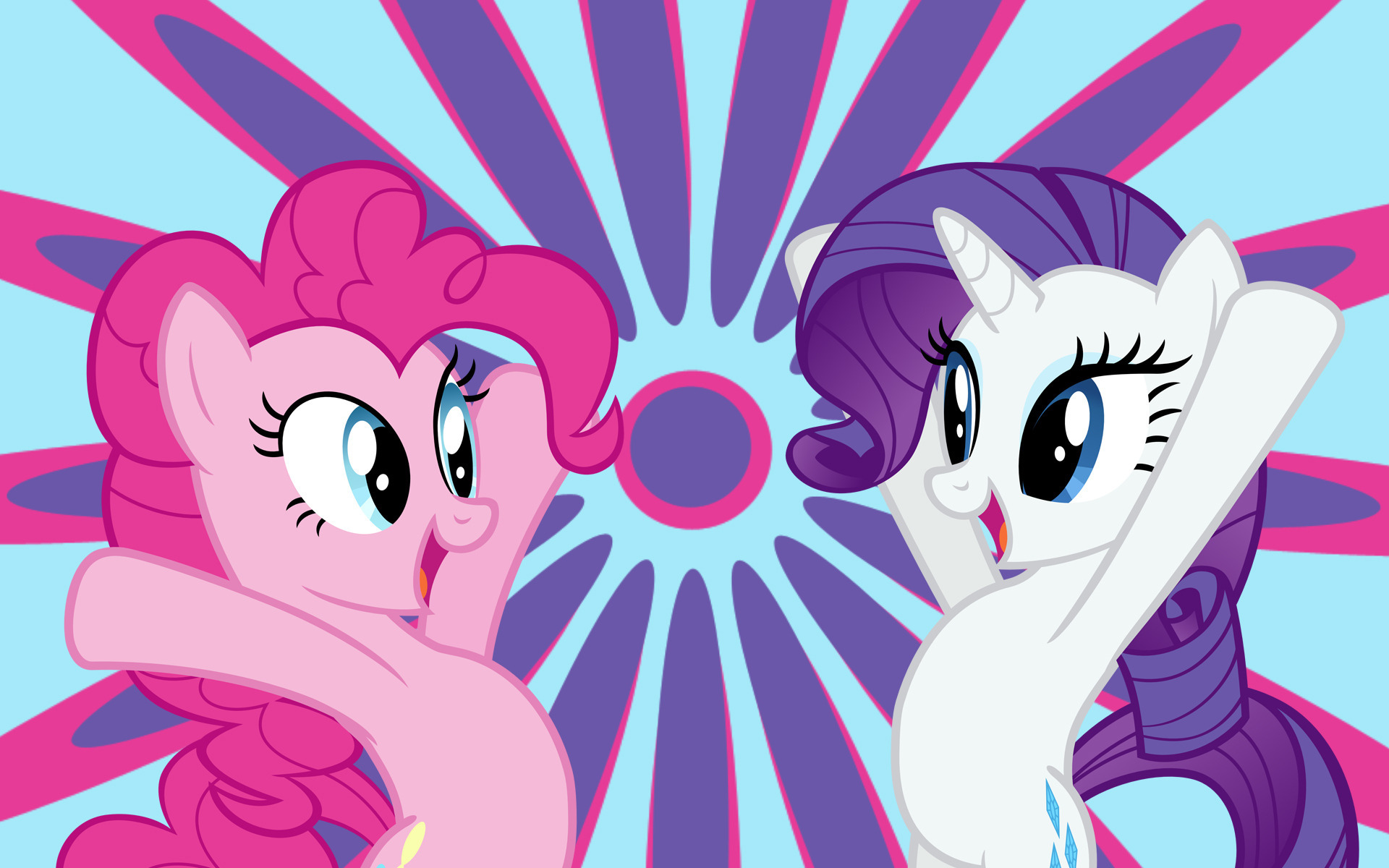 pinkie-pie-and-rarity-my-little-pony-fri