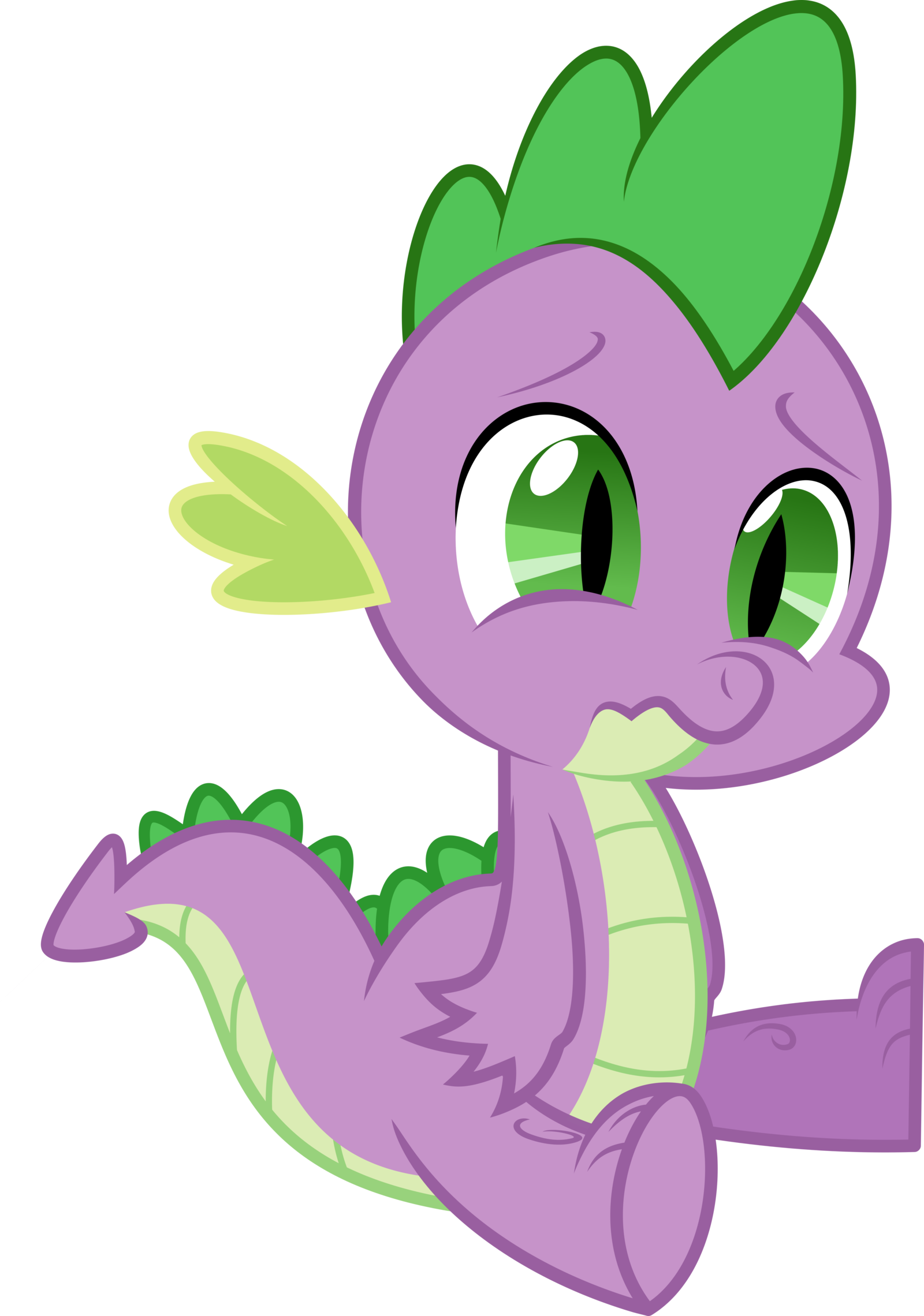Spoiler Spike And The Dragons Going Forward