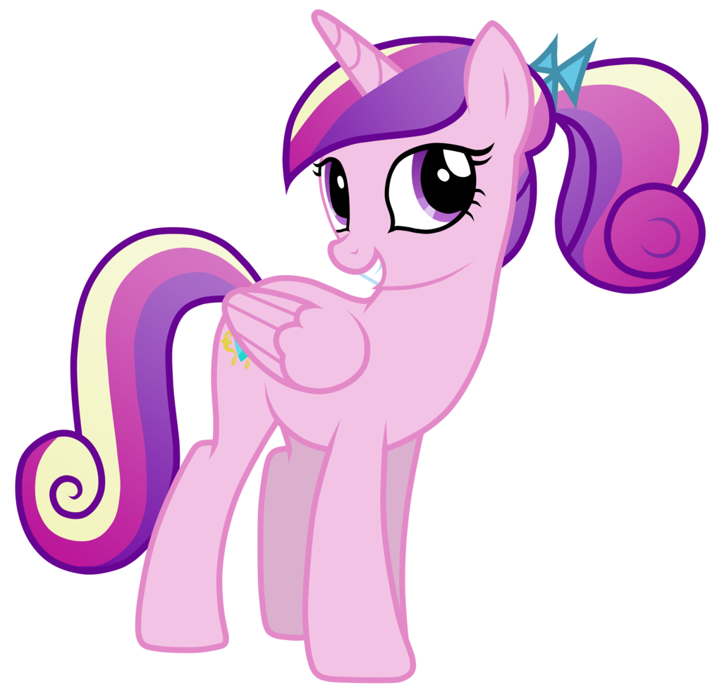 Where are the teenage ponies fim show discussion mlp - My little pony cadence ...