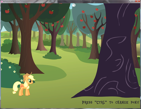 my little pony the fiends from dream valley demo (part 2) game