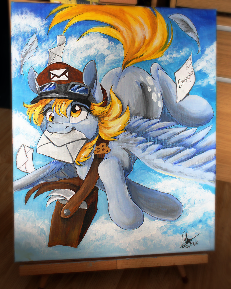 mailmare_derpy_painting_by_dennybutt-d8m