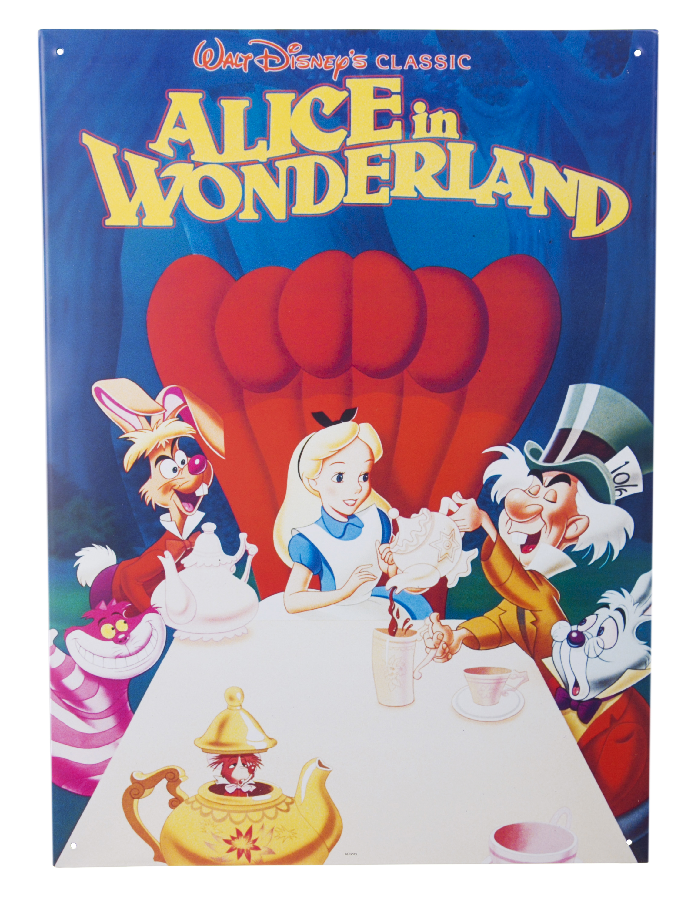 Movie Night Events Thread - Alice in Wonderland (1951 ...