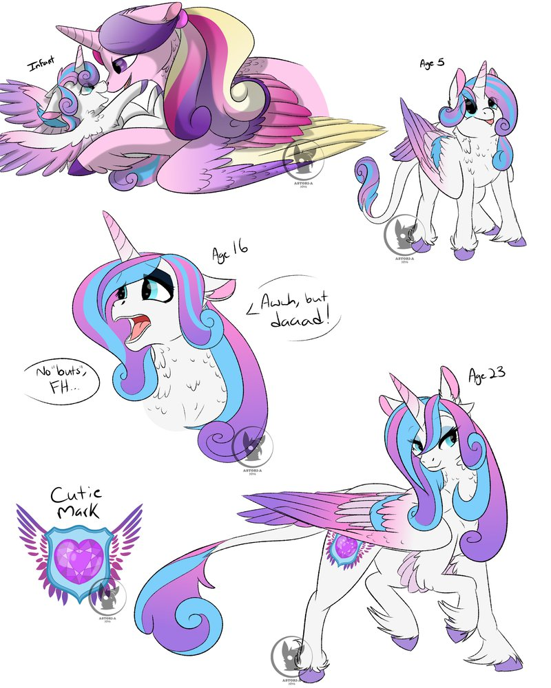 Skyla Or Flurry Heart Show Discussion MLP Forums