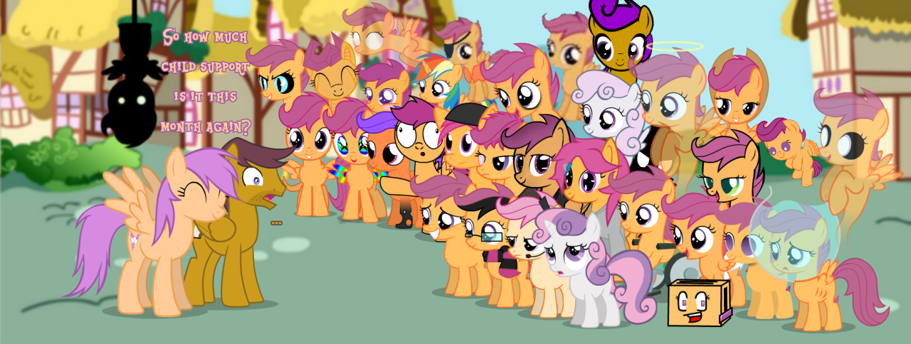 Scootaloo Fan Club Page 15 Fan Clubs Mlp Forums Hearth's warming eve (episode) 14. scootaloo fan club page 15 fan