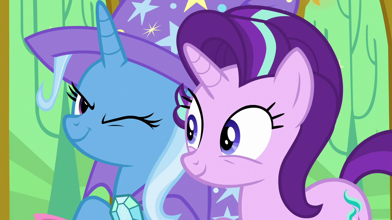 Trixie_winking_at_Starlight_Glimmer_S6E6