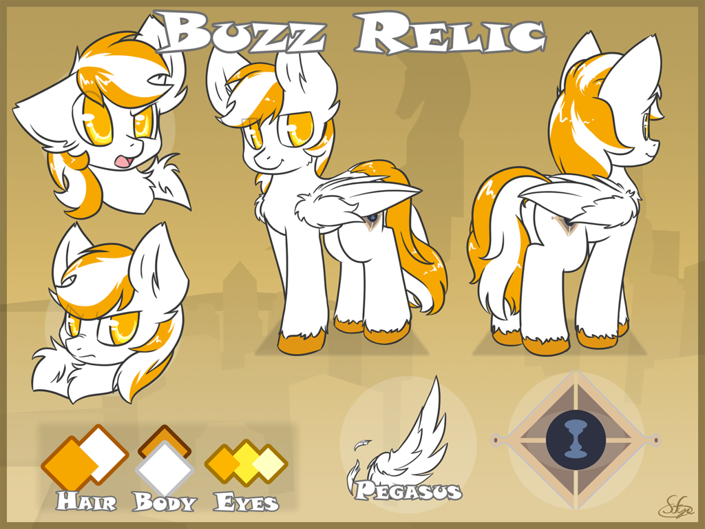 commission___buzz_relic_reference_sheet_