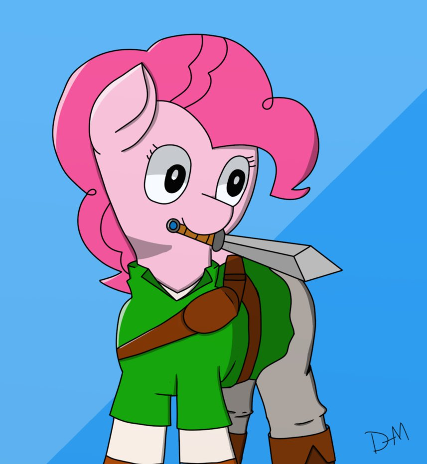 pinkie_pie_as_link_2_0_by_d_molish-d8glp